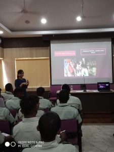 Awareness Programme For Tobacco Control For Security Supervisory Staff